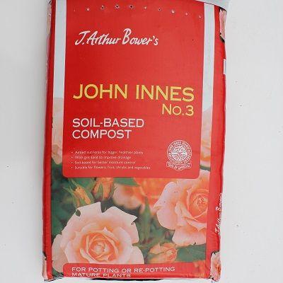 John Innes No 3 Compost -35L bag