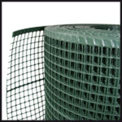 Plastic Mesh Guard-50m roll green