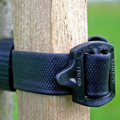 Buckle Tree Tie-with spacer