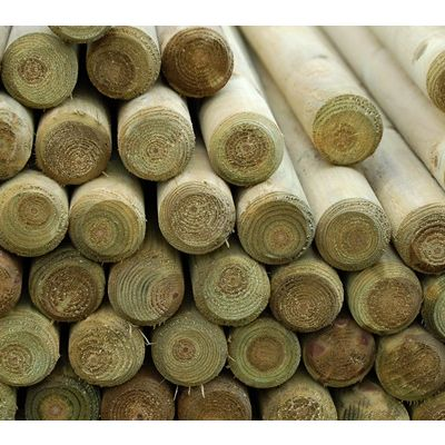 Round Tree Stake-50mm diameter