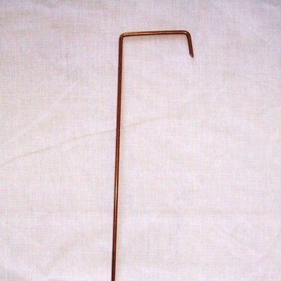 Metal J Pin-Pack of 100