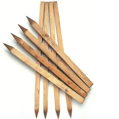 Stakes for Tree Shelters-25mm square